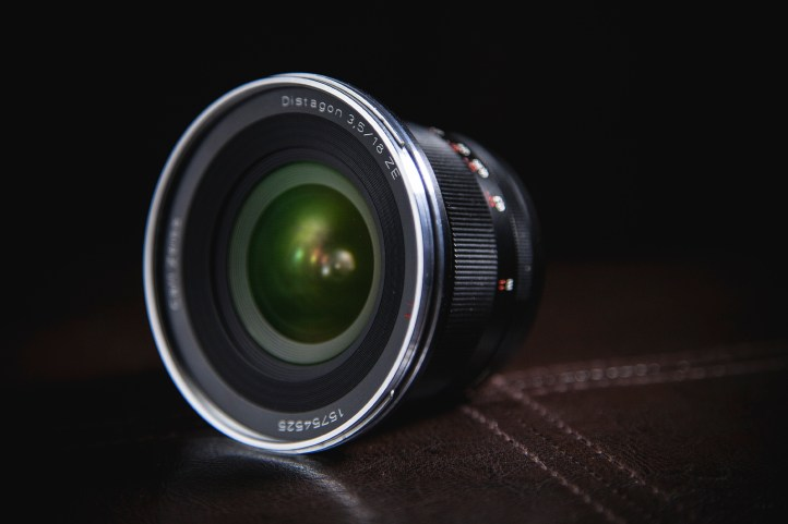 Carl Zeiss 18mm f3/5, Canon