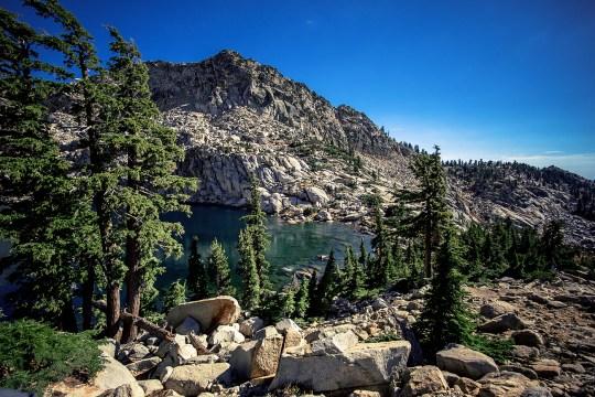 Desolation Wilderness, Smith Lake