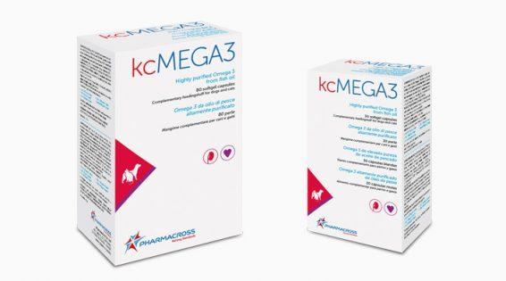 kcmega3 omega3 insufficienza renale cronica gatto cane