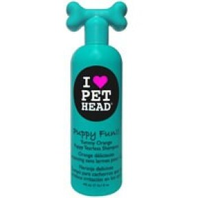 I Love Pet Head Puppy Fun Shampoo
