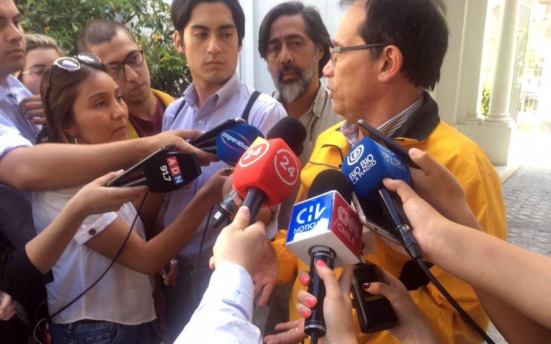 Trascendental cambio de discurso de INDH en Chile «profundo cansancio»