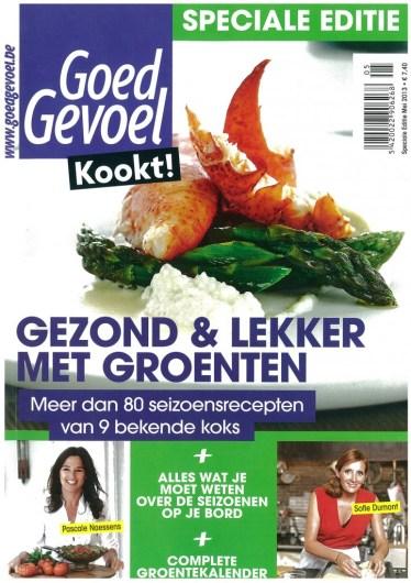 Goed Gevoel Kookt - cover