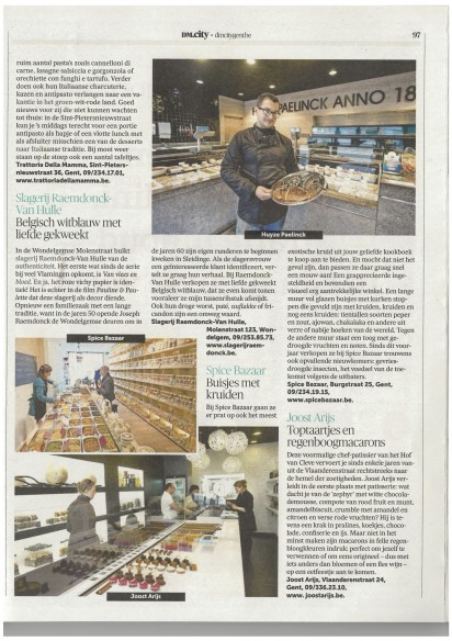 DM City Gent restogids - Adressen delicatessen 2