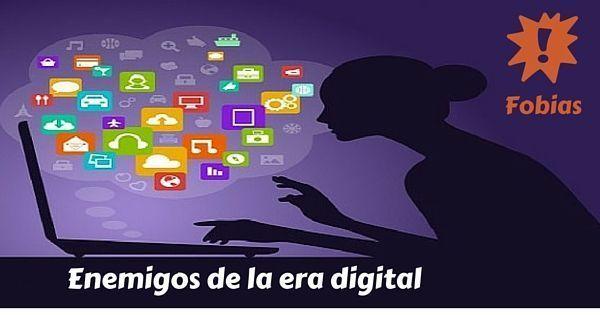 Las fobias de la era digital