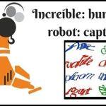 Los captcha para diferenciar un humano de una máquina