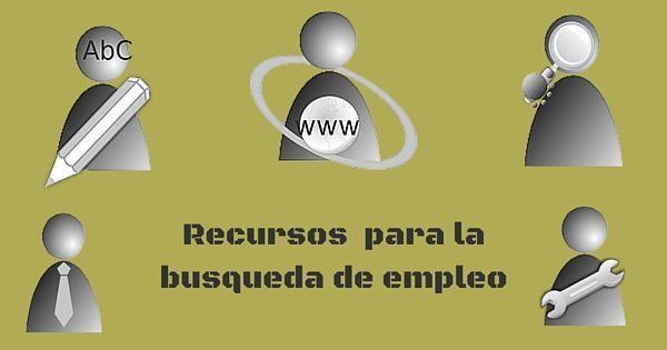 Recursos en Internet que ayudan en la busqueda de empleo