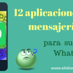 12 alternativas a WhatsApp