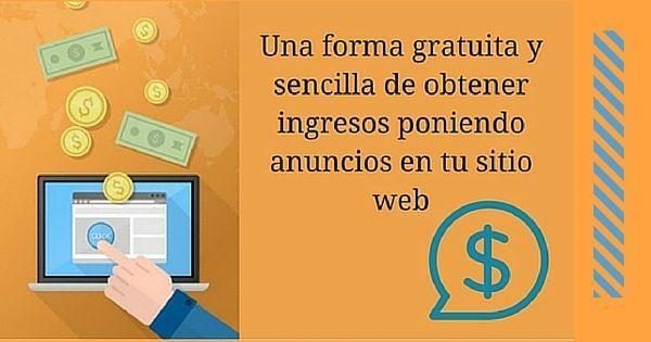 Propeller Ads una red para obtener ingresos poniendo anuncios en tu blog