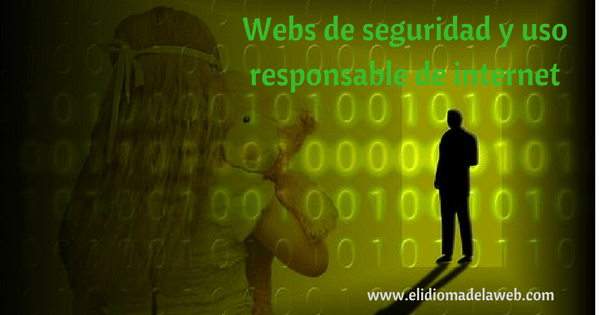 webs de seguridad y uso responsable de internet