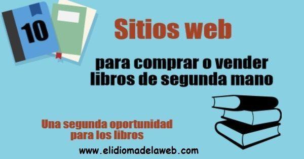 tiendas online comprar vender libros usados
