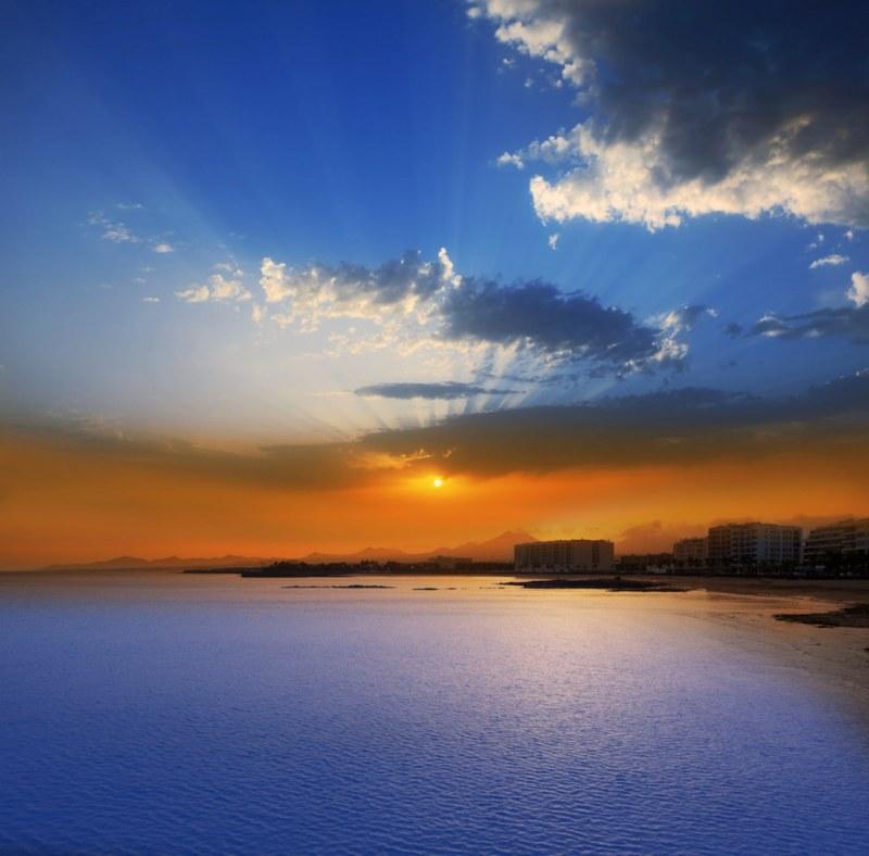 Ilhas Canárias: Poucos lugares tem um pôr do sol tão lindo e que induz à reflexão