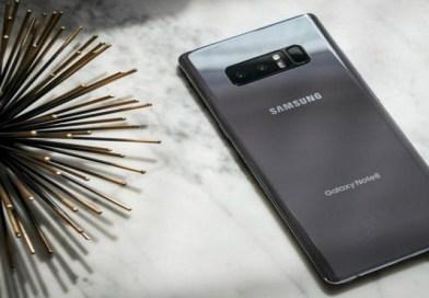 Samsung lança Galaxy Note 8 no Brasil por R$4.400