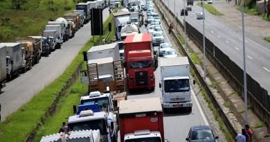 Internet e telefonia móvel podem ser afetadas pela greve dos caminhoneiros