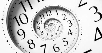 O tempo pode estar desacelerando