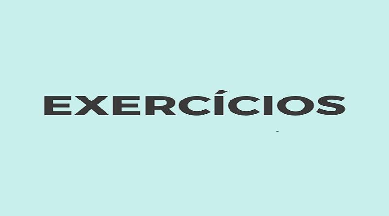 Exercícios: Recursos Linguísticos