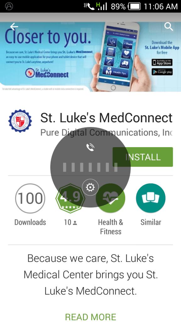 St. Luke's MedConnect