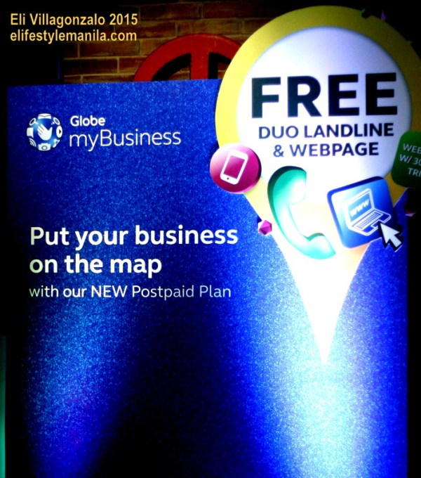 Globe MyBusiness FREE Duo to postpaid plans