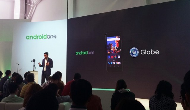 Google Vice President for Product Management Caesar Sengupta shares how Globe is helping enable internet connectivity among Android phone users in the Philippines with Google's Android One