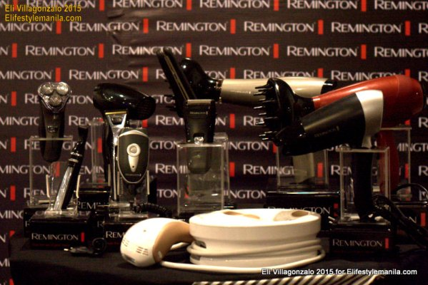 Remington products makes its way into the Philippine market