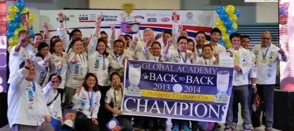 Top Philippine team ready to defend title against foreign delegations