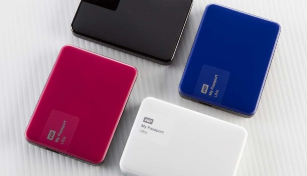 New My Passport Drives Now Feature Up to 3 TB Capacity and Easier Backup Software