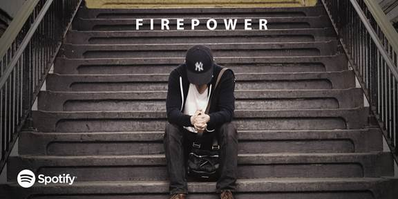 """Bamboo's latest hit, """"Firepower"""", now on Spotify"""