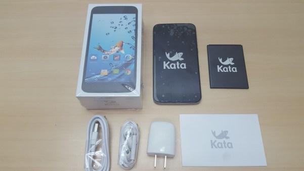 Unboxing the Kata i3L (i3 LTE)