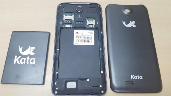 Unboxing Kata i3L (i3 LTE)
