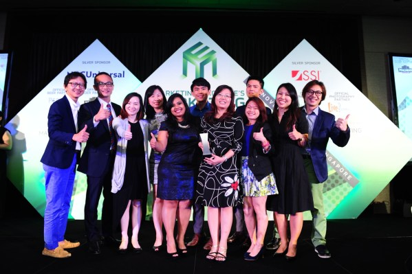 Epson wins Silver Award for Excellence in Integrated Marketing (B2B) at Marketing Excellence Awards