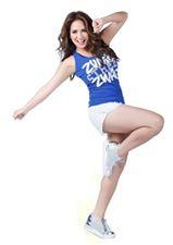Health Junkie Love Your Body Fair 2016 Zumba class by Regine Tolentino