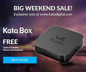 Katabox sale