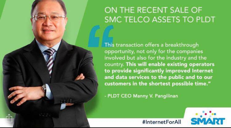 PLDT Smart to roll out LTE on 700 Mhz
