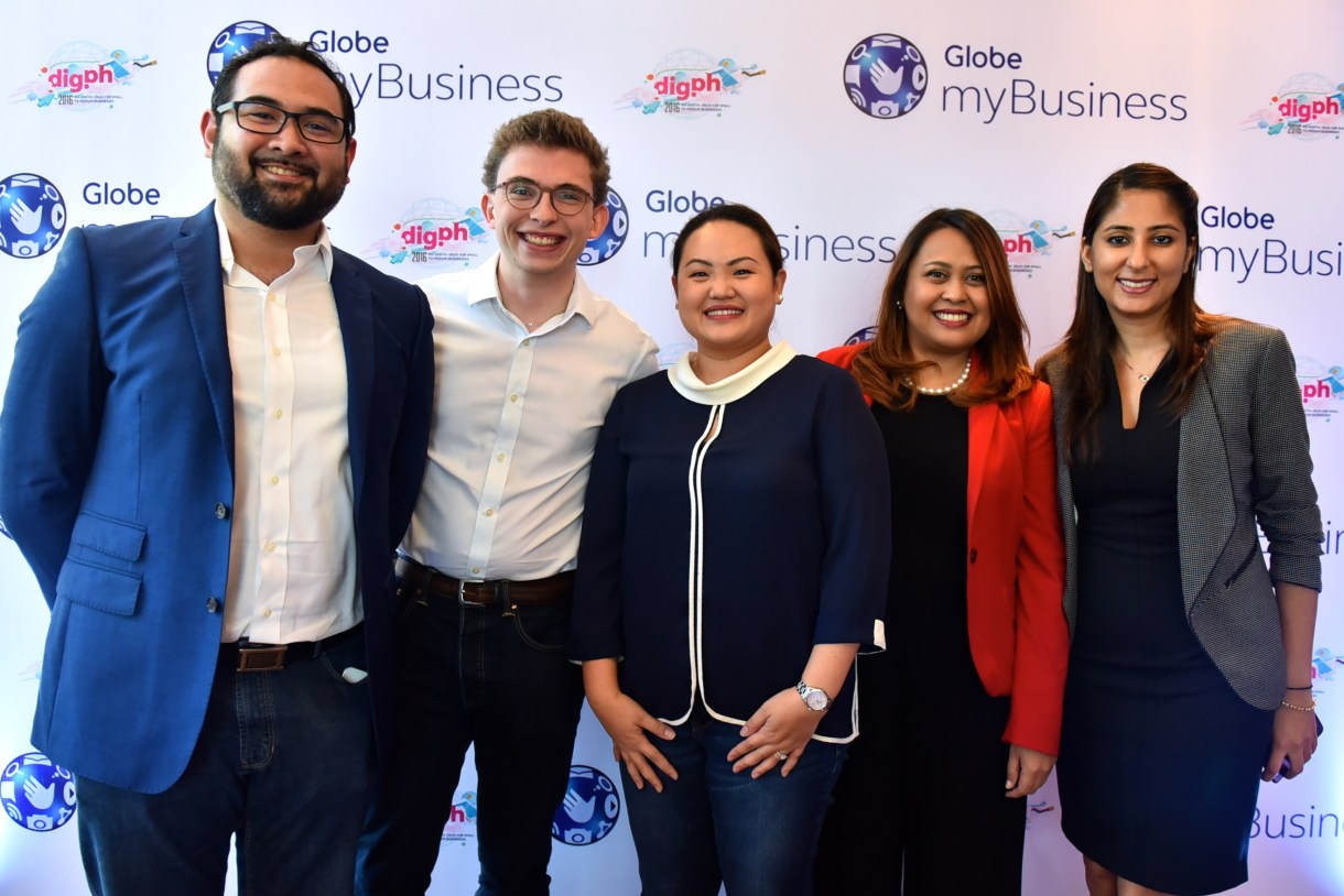Globe myBusiness empowers SMEs with the latest digital solutions at DigPH 2016 Largest digital and mobile marketing summit for SMEs provides opportunities for learning through innovative topics and learning sessions