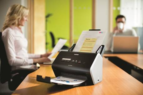 Brother launches Network Scanner ADS-2400N