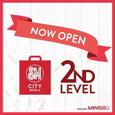 miniso-sm-city-manila