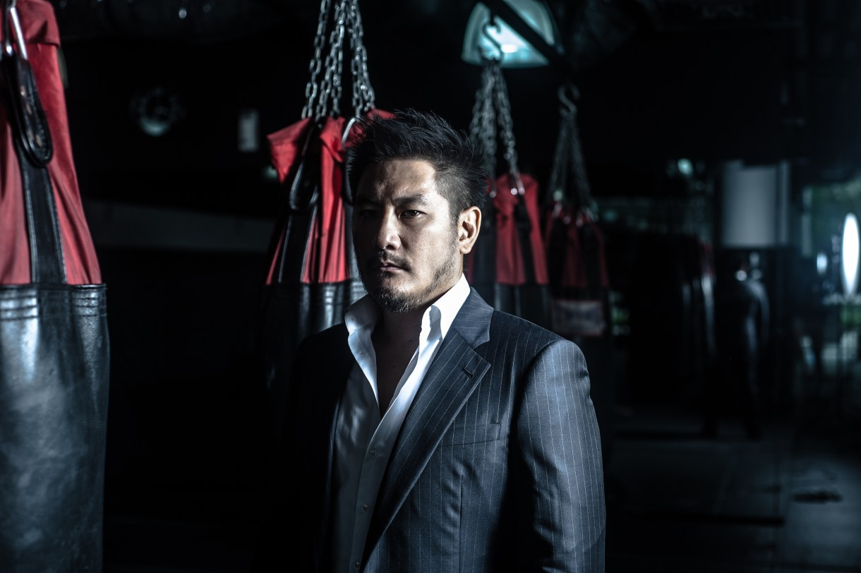 Chatri Sityodtong pioneers MMA's first appearance at Forbes Global CEO Conference