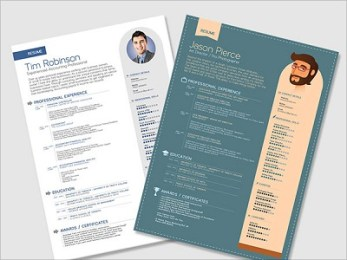 12 mẫu CV tiếng Anh chuyên nghiệp đỉnh cao
