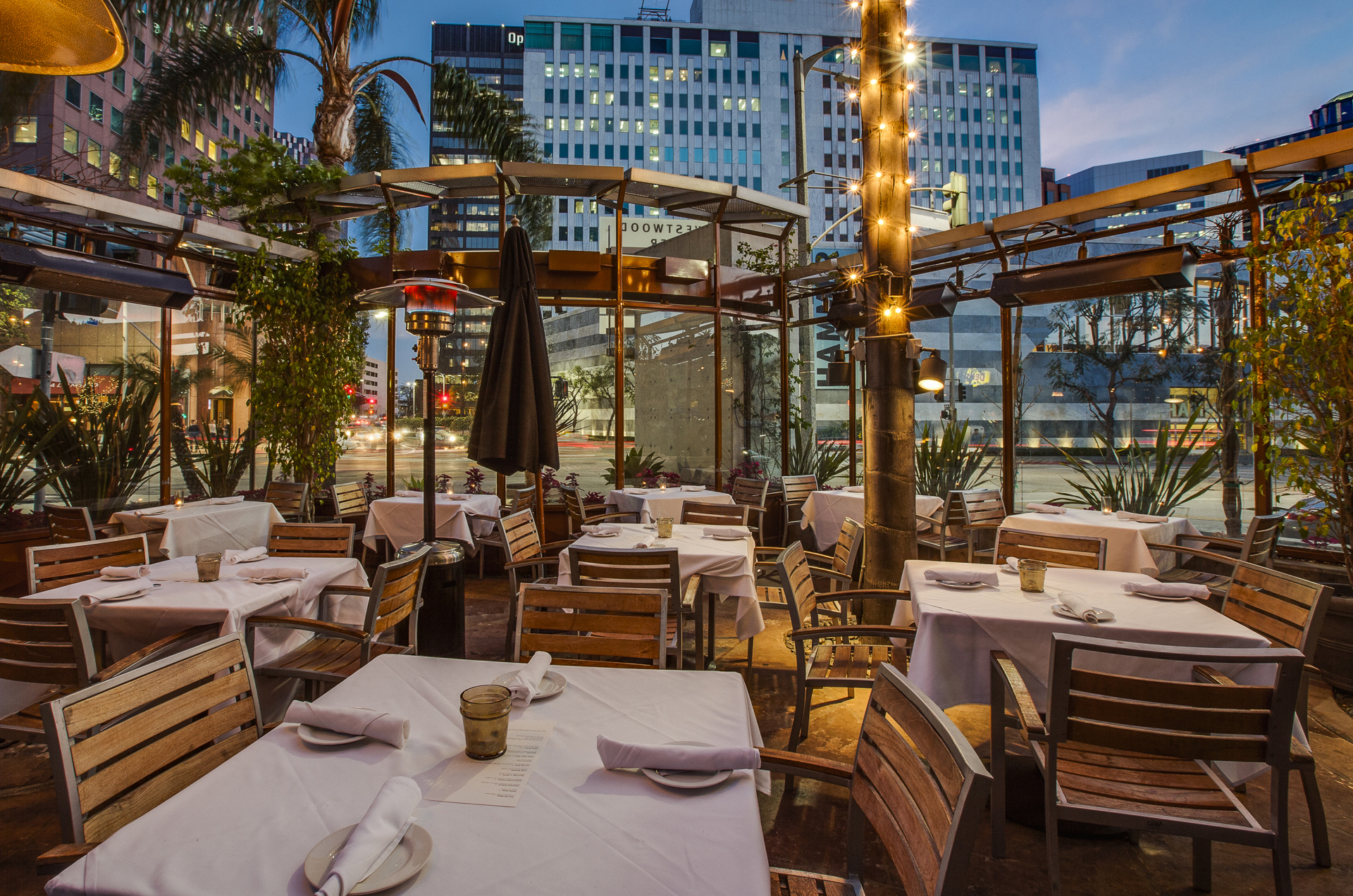 Best Downtown La Restaurants 2017