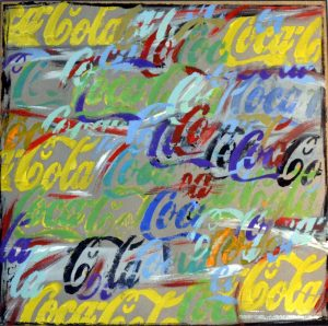Coca Cola Art Marketing