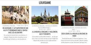 Le Blog de Mathilde - Louisiane
