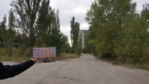Pripiat Tchernobyl
