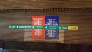 Comment fonctionne le métro à Kiev ?