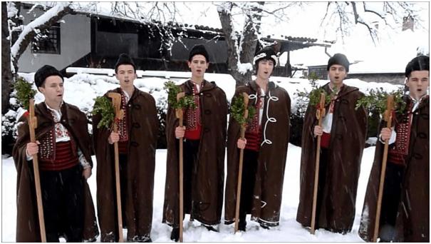 Mon Expérience Noël en Bulgarie