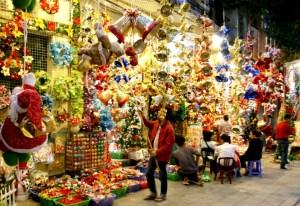 Mon Expérience Noël au Vietnam