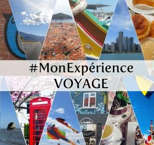 #MonExperienceVoyage Logo