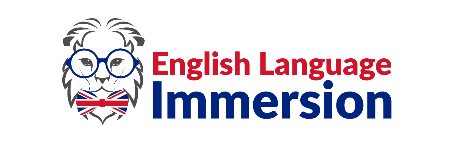 English Language Immersion logo