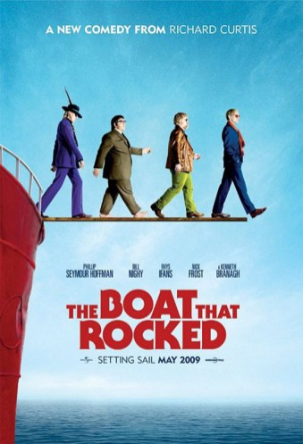 Titre anglais : The Boat That Rocked