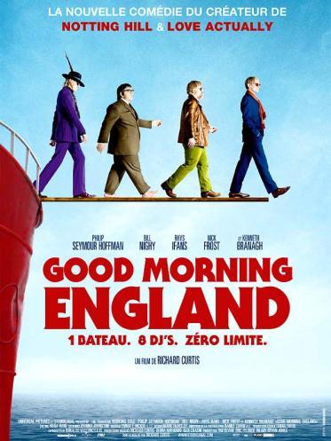 Titre français : Good Morning England