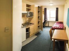 Londres - Studio dans Résidence étudiante - £325 par semaine