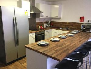 Liverpool - Cuisine Partagée dans Résidence étudiante - £135 par semaine